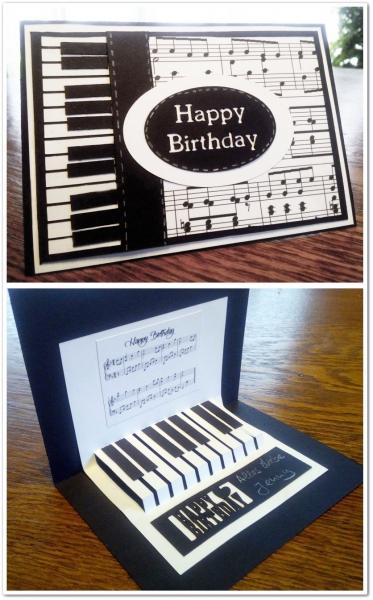 klavierkarte